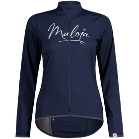 Maloja EvaM. Superlight Windbreaker Jas Dames, night sky